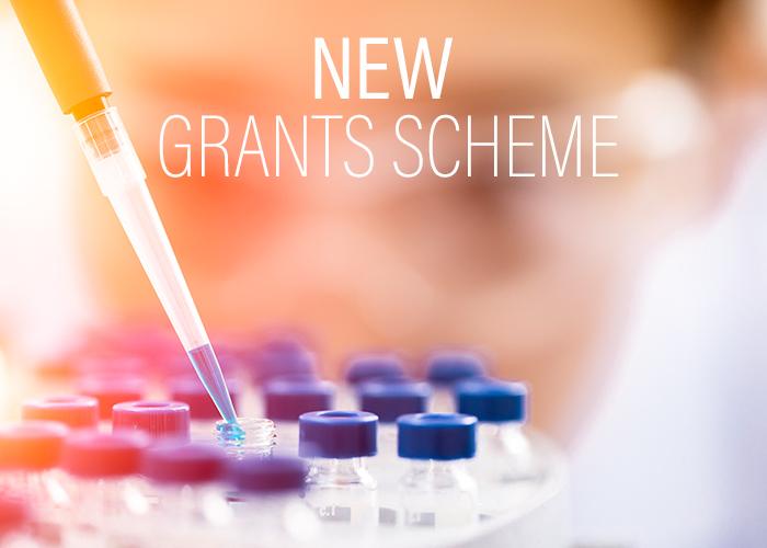 new partnership grant