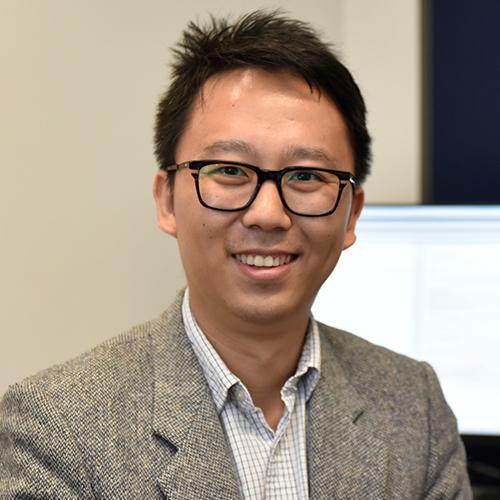 Dr Chenyu Wang