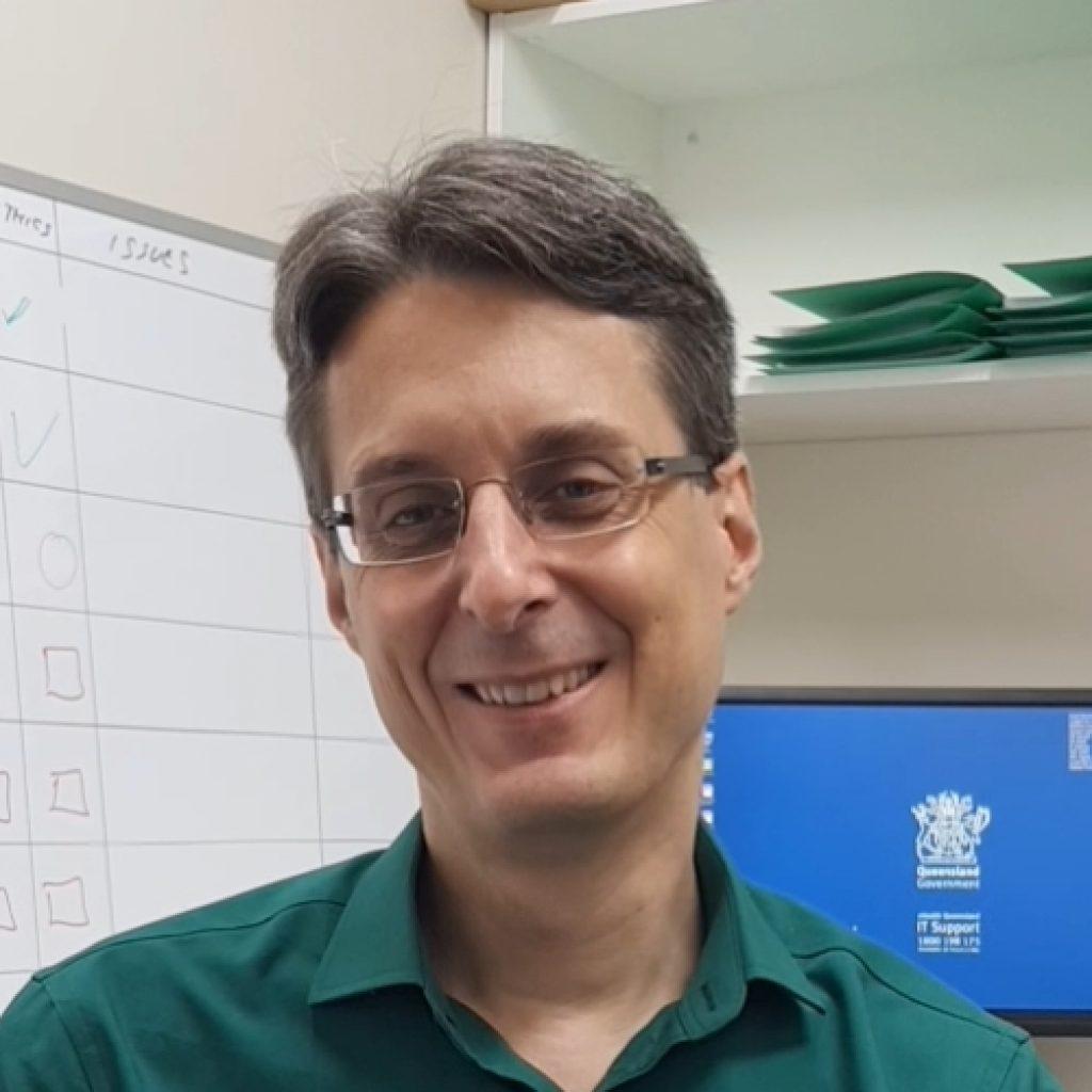 Dr Stefan Blum