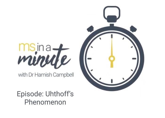 uhthoff's phenomenon