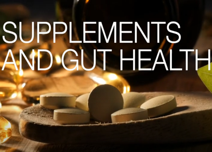 lifestyle factors - supplements and gut health