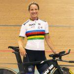 Paralympian cyclist Emily Petricola